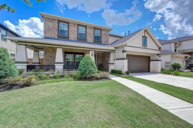 5311 Merlins Trail, Missouri City, TX 77459 (MLS #81679410) :: The Queen Team