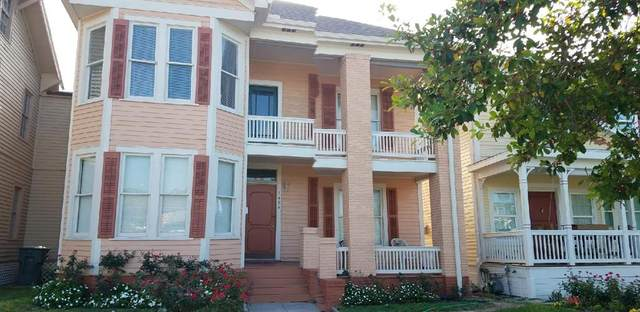 1604 23rd Street, Galveston, TX 77550 (MLS #81686467) :: The Queen Team