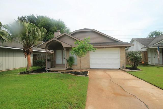 16155 Barbarossa Drive, Houston, TX 77083 (MLS #81708490) :: The Parodi Team at Realty Associates