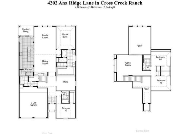 4202 Ana Ridge Lane, Fulshear, TX 77441 (MLS #81713191) :: All Cities USA Realty