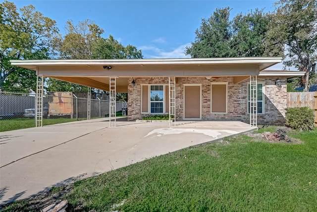 5215 N Wayside Drive, Houston, TX 77028 (MLS #8172370) :: Texas Home Shop Realty