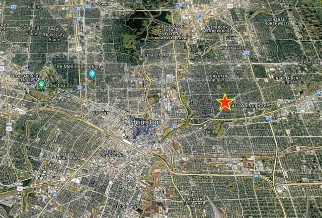 507 Walton Street, Houston, TX 77009 (MLS #81726654) :: Caskey Realty