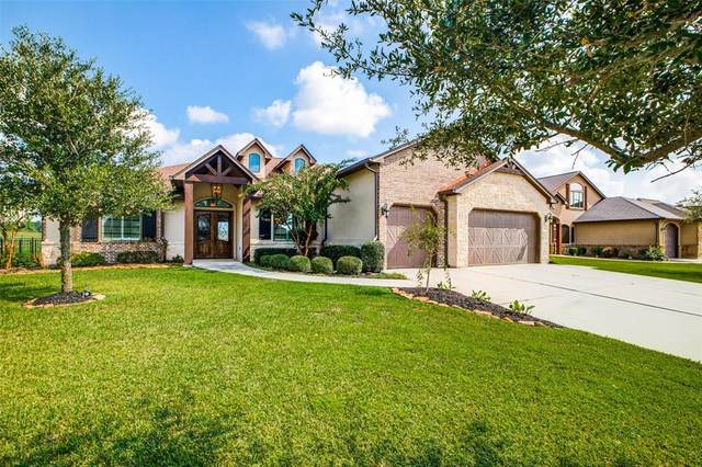 121 Waterstone Drive, Montgomery, TX 77356 (MLS #81729179) :: The Home Branch