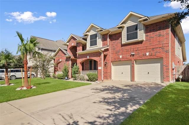 13005 Centerbrook Lane, Pearland, TX 77584 (MLS #81741609) :: Guevara Backman