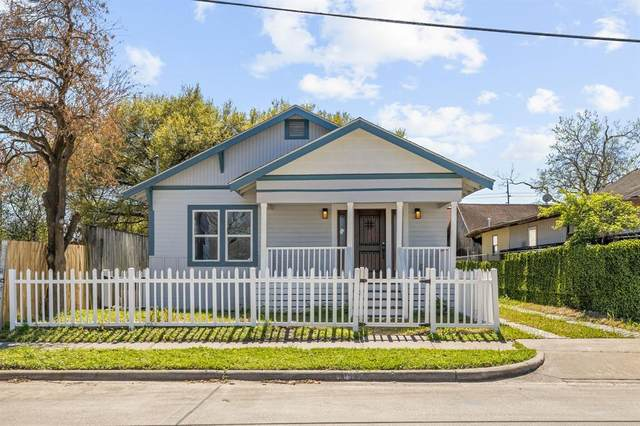 4804 Canal Street, Houston, TX 77011 (MLS #81741886) :: The Queen Team
