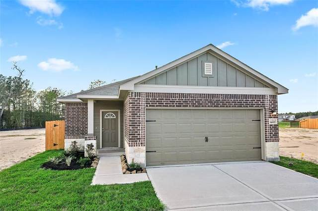 16608 Merry Pines Drive, Conroe, TX 77302 (MLS #81742141) :: The SOLD by George Team