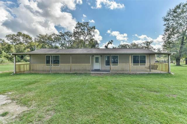 548 County Road 2343, Dayton, TX 77535 (MLS #81754503) :: The Home Branch