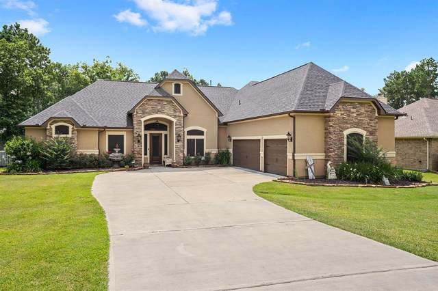 11746 E Grand Pond Court, Montgomery, TX 77356 (MLS #81757903) :: Ellison Real Estate Team