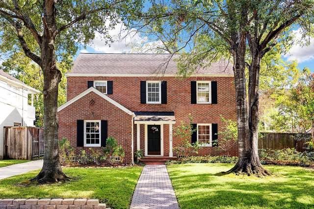 6719 Brompton Road, West University Place, TX 77005 (MLS #8176061) :: NewHomePrograms.com LLC