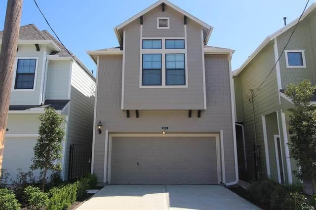 5330 Kansas Street, Houston, TX 77007 (MLS #81766107) :: Giorgi Real Estate Group