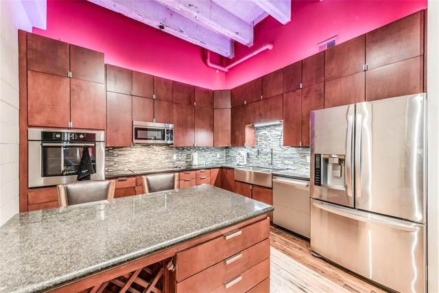 705 Main Street #414, Houston, TX 77002 (MLS #81766217) :: Ellison Real Estate Team