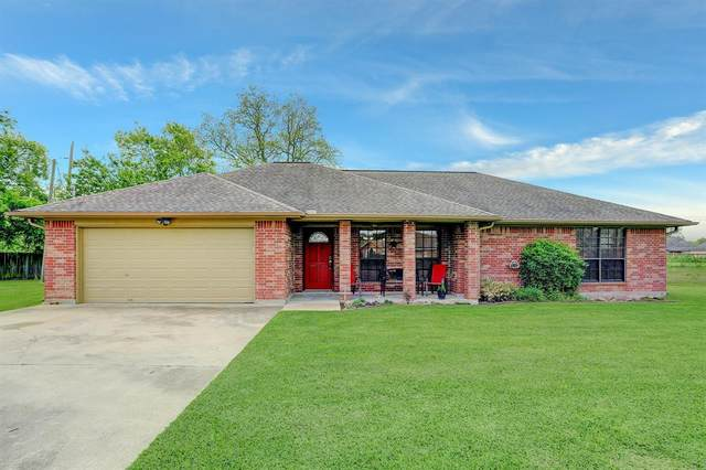 4121 Twin Drive E, Santa Fe, TX 77510 (MLS #81777584) :: Phyllis Foster Real Estate