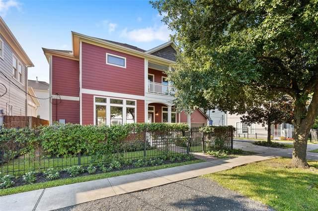 606 W 8th Street W, Houston, TX 77007 (MLS #81780619) :: Texas Home Shop Realty