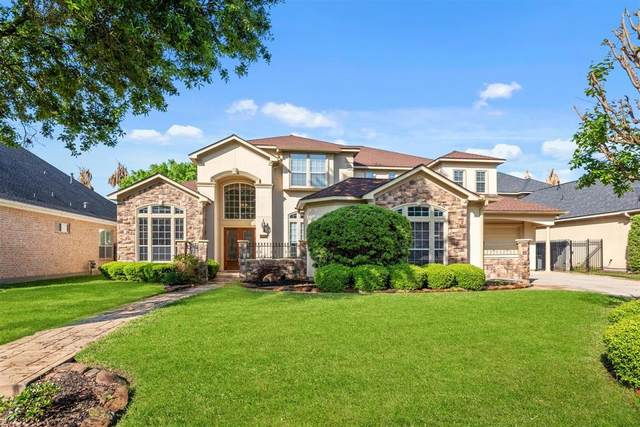 16607 Champagne Falls Court, Spring, TX 77379 (#81794317) :: ORO Realty