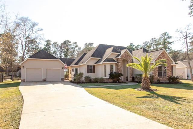22307 Rainfern Drive, Magnolia, TX 77355 (MLS #81796348) :: Texas Home Shop Realty