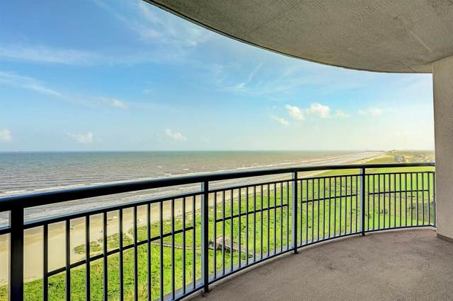 801 E Beach Drive Bc1606, Galveston, TX 77550 (MLS #81803391) :: Ellison Real Estate Team
