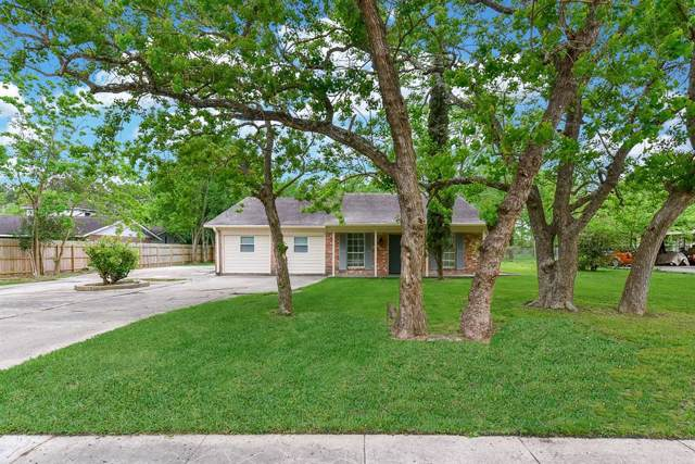 18610 Anne Drive, Webster, TX 77058 (MLS #81803694) :: The Bly Team