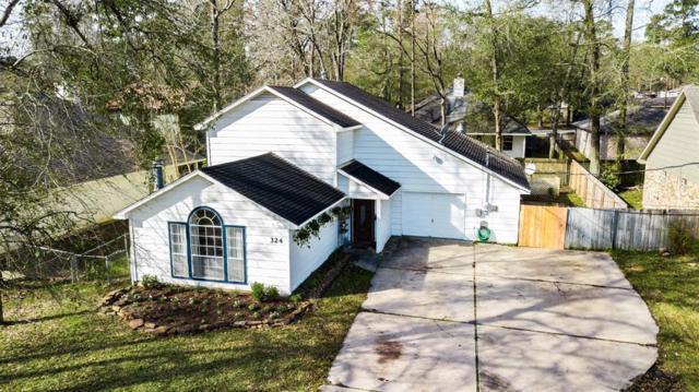 324 E Hunting Tower Run, Conroe, TX 77316 (MLS #81815580) :: Texas Home Shop Realty