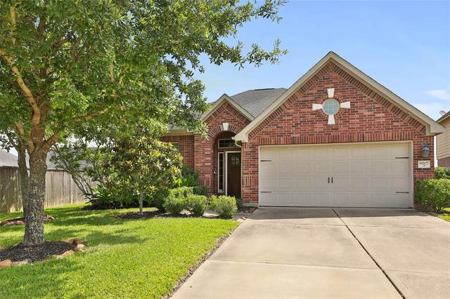 8207 Durango Lodge Lane, Richmond, TX 77407 (#81834209) :: ORO Realty