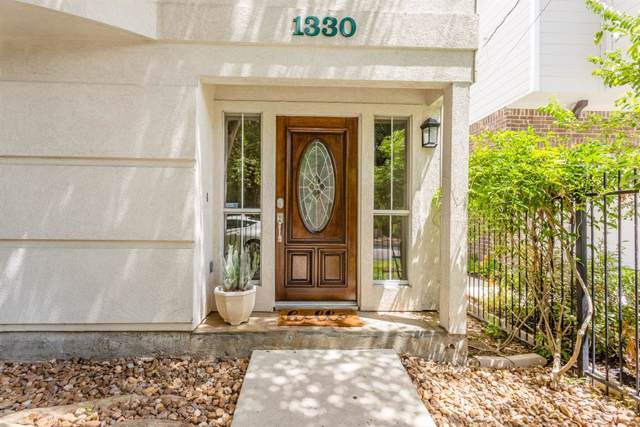 1330 Malone Street, Houston, TX 77007 (MLS #81841691) :: The Heyl Group at Keller Williams