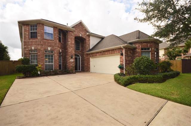 2811 Marble Brook Lane, Pearland, TX 77584 (MLS #81842717) :: Ellison Real Estate Team