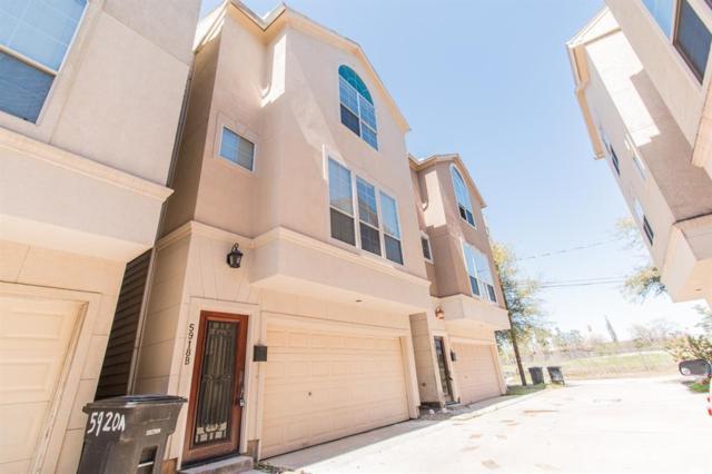 5918 Kansas Street B, Houston, TX 77007 (MLS #81845245) :: Texas Home Shop Realty