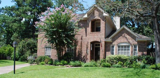 5439 Knoll Terrace Drive, Kingwood, TX 77339 (MLS #81847551) :: The SOLD by George Team
