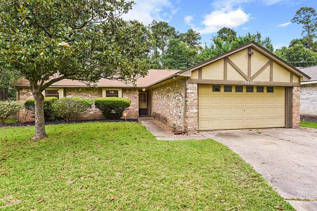 5901 Crooked Post, Spring, TX 77373 (MLS #81855134) :: Red Door Realty & Associates