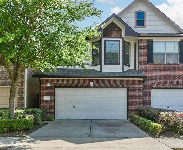 1418 Prince Street, Houston, TX 77008 (MLS #81857973) :: Green Residential
