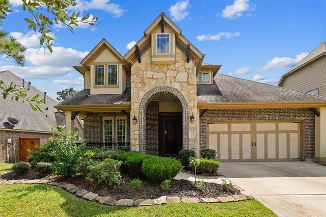 136 Lukes Place Lane, Montgomery, TX 77316 (MLS #81858513) :: Connect Realty