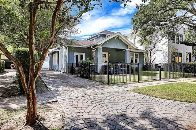 1307 Marshall Street, Houston, TX 77006 (MLS #81880096) :: The Jill Smith Team