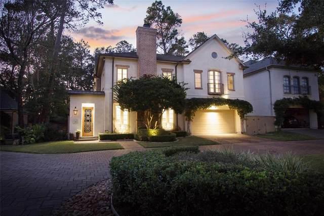 11 Hampton Place, The Woodlands, TX 77381 (MLS #8188948) :: Giorgi Real Estate Group