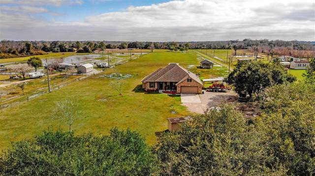 4885 County Road 172, Alvin, TX 77511 (MLS #81890745) :: The SOLD by George Team