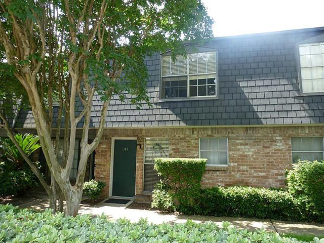 8927 Gaylord Drive #147, Houston, TX 77024 (MLS #81892692) :: Texas Home Shop Realty
