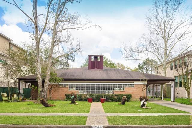 4947 Yarwell Drive, Houston, TX 77096 (MLS #81895446) :: The SOLD by George Team