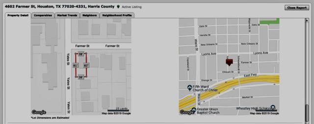 4602 Farmer Street, Houston, TX 77020 (MLS #81898170) :: Texas Home Shop Realty