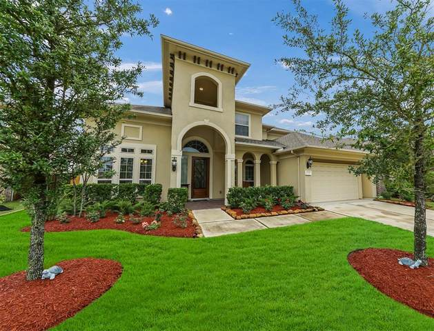 17330 Fable Springs Lane Lane, Cypress, TX 77433 (MLS #81902541) :: The SOLD by George Team