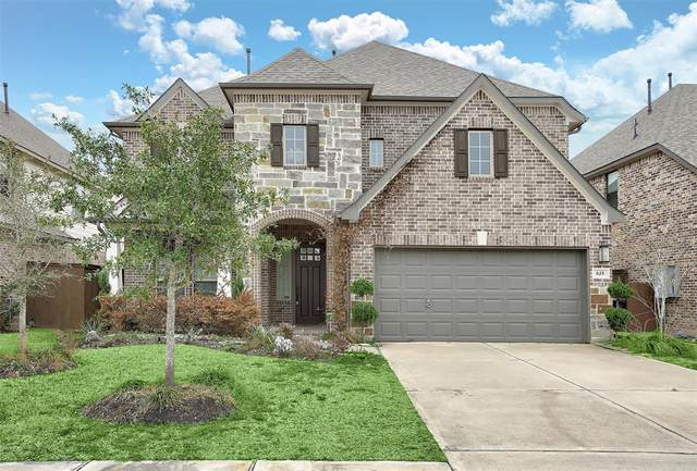 625 San Madina Court, Webster, TX 77598 (MLS #81915711) :: The Bly Team