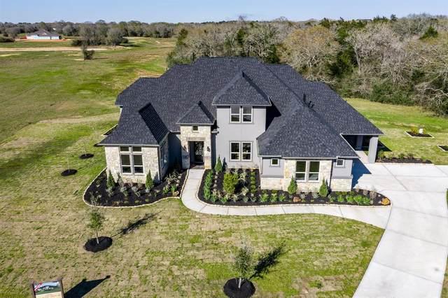 205 Reata Creek Drive, Hempstead, TX 77445 (MLS #81917246) :: Giorgi Real Estate Group