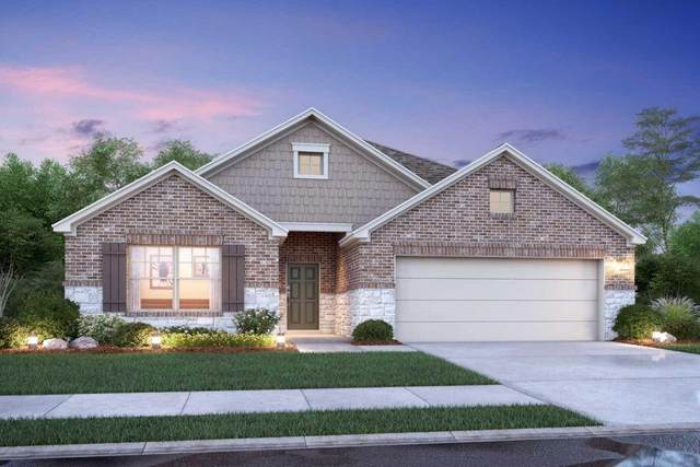 2506 Clydesdale Lane, Alvin, TX 77511 (MLS #81917789) :: The Home Branch