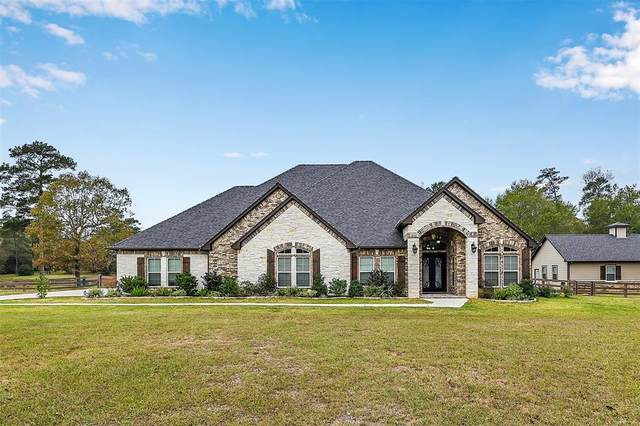 15442 Crown Oaks Drive, Montgomery, TX 77316 (MLS #81926019) :: Giorgi Real Estate Group