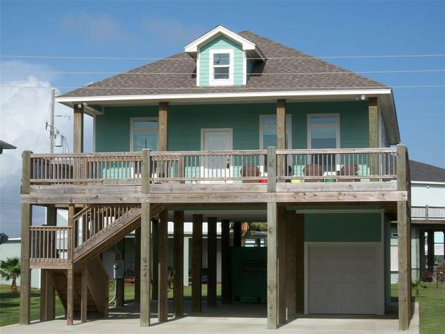 974 Surf, Crystal Beach, TX 77650 (MLS #81926075) :: Christy Buck Team