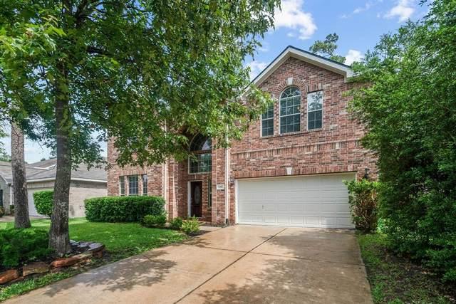 15 Genesee Ridge Drive, Conroe, TX 77385 (#81926470) :: ORO Realty