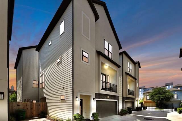 2502 Beall Street B, Houston, TX 77008 (MLS #81929179) :: Green Residential