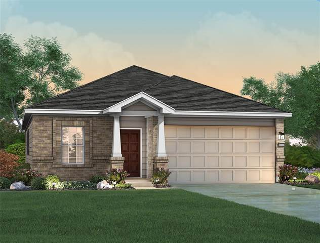 7410 Parkview Drive, Hitchcock, TX 77563 (#81942736) :: ORO Realty