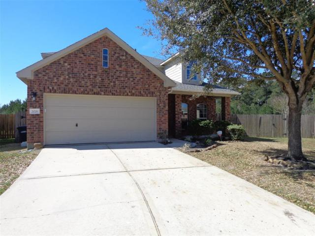 2026 Scotch Pine Street, Tomball, TX 77375 (MLS #81943373) :: The Heyl Group at Keller Williams