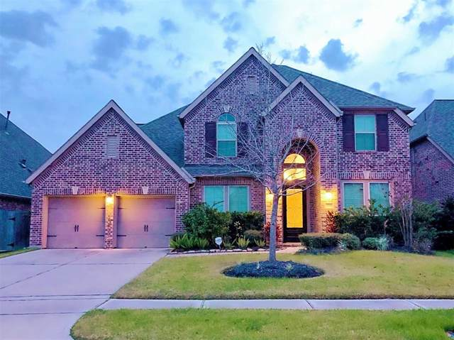 4315 San Pellegrino Place, Katy, TX 77493 (MLS #81948293) :: The SOLD by George Team