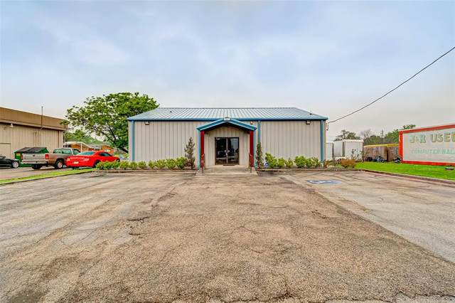 7121 Bayway Drive, Baytown, TX 77520 (MLS #81973608) :: All Cities USA Realty