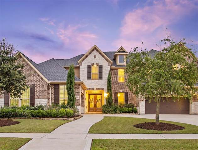 1814 Rice Mill Drive, Katy, TX 77493 (MLS #819785) :: NewHomePrograms.com LLC