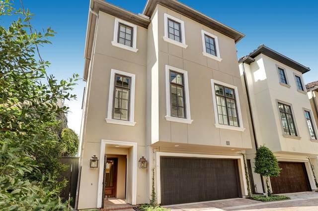 2419 Brazoria Street C, Houston, TX 77019 (MLS #81980589) :: The Home Branch